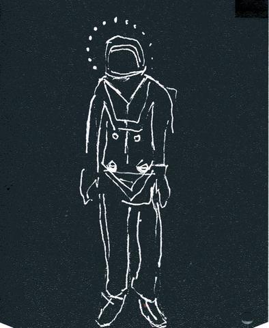 Untitled (astronaut)