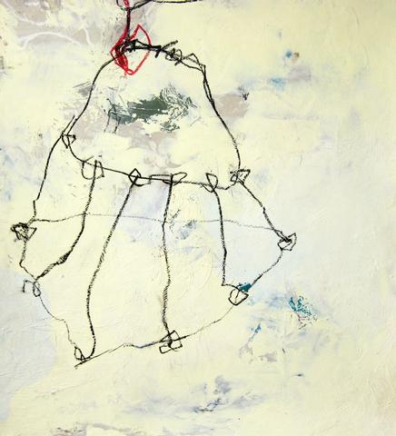 Untitled (light cage)